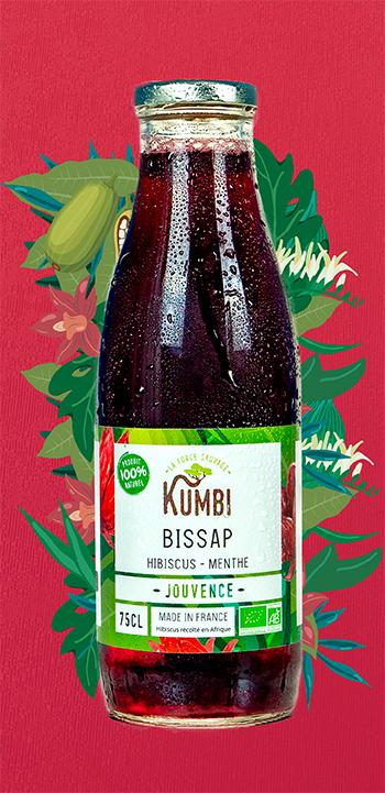 image jus Baobab fraise